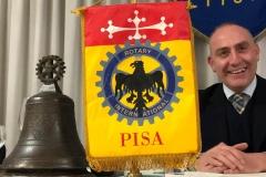 Tommaso Strambi Rotary Pisa